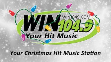 Your *Christmas* Hit Music!