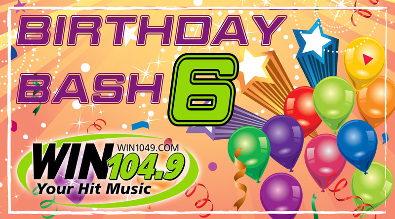 Birthday Bash 6