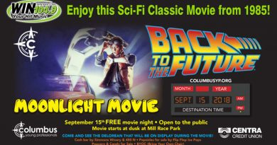 CYP Moonlight Movie – Back to the Future