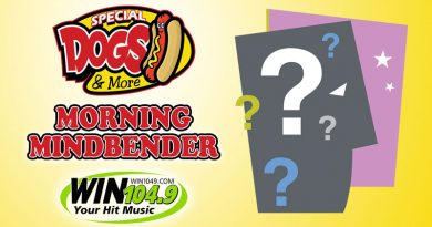 Morning Mindbender Answers 11-18 to 11-22