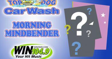 Morning Mindbender Answers 11-12 to 11-16