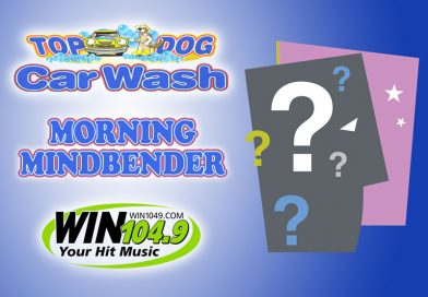 Top Dog Car Wash Morning Mindbender