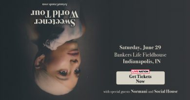 Ariana Grande Moves Indianapolis Show To New Date