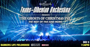 Trans-Siberian Orchestra 2018 @ Bankers Life Fieldhouse | Indianapolis | Indiana | United States