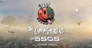 Chainsmokers and 5SOS @ Bankers Life Fieldhouse
