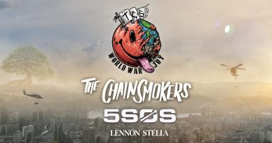 The Chainsmokers, 5SOS and Lennon Stella Headed to Indy This Fall