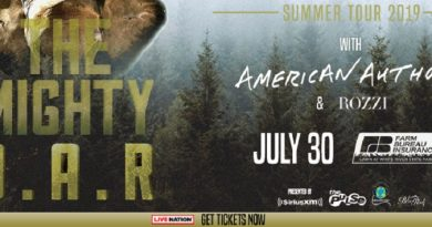 The Mighty O.A.R. Summer Tour Swings Through Indy