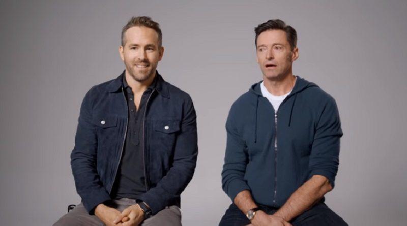 Ryan Reynolds Hugh Jackman
