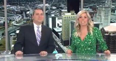 Ohio TV Station News Gets Turnt [VIDEO]