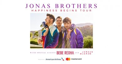 Jonas Brothers coming to Indy This September!