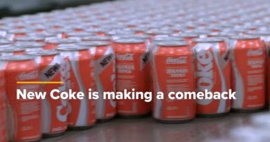 New Coke Is Coming Back! [VIDEO]