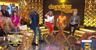 We've Got The Cast of Dancing With The Stars Season 28!! [VIDEO]