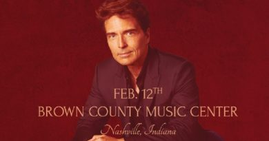 Richard Marx Headed To The Brown County Music Center!