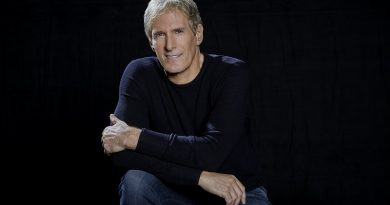 Michael Bolton Headed To The Brown County Music Center!