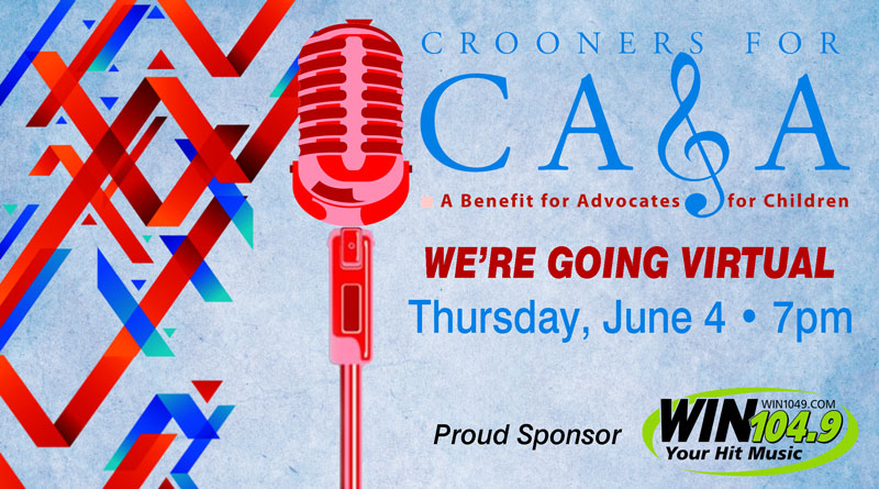 Crooners For CASA 2020