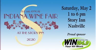 2020 Indiana Wine Fair