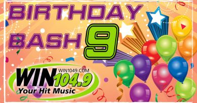Win 104.9 Birthday Bash 9